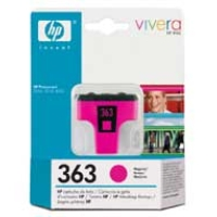 HP no.363 Vivera Ink Cart. Magenta (3,5ml)