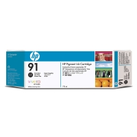 HP 91 775-ml Photo Black DesignJet Pigment Ink Cartridge