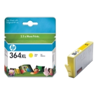 HP no.364XL Ink Cart. Yellow (750 pages)