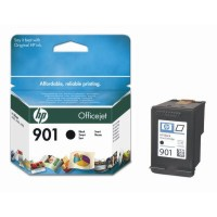 HP no.901 Black Officejet Ink Cartridge (200 pages)