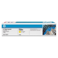 HP 126A for Color LaserJet CP1025 Pro100,Pro200 M275 series Toner Yellow (1.000pages)2