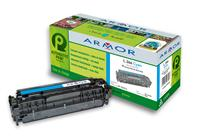 Alternative Toner for Color Laserjet CP2020, CP2025, CM2320, CM2720 cyan (CC531A) 2.800 pages2