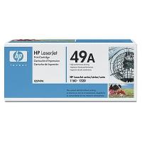 HP Toner Black 49A for LaserJet 1160 1320 3390 3392 (2.500 pages)2
