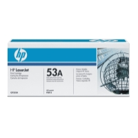 HP Toner Black 53A for LaserJet P2015 (3,000 pages)2