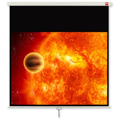Avtek Wall 4:3 video 175x175 175BT Matt White 1EVS232