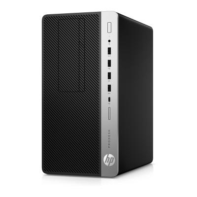 HP ProDesk 600 G3 MT i5-7500 8GB 1TB DVD-WR USB Mouse HDMI Port W10P 3YW2