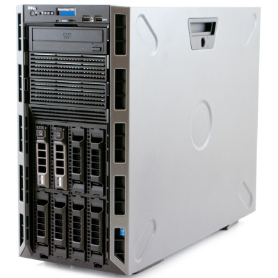DELL Poweredge T330 (E3-1230 v6 3.5GHz, up to 8x 3.5, PERC H330, 1x8GB, iDRAC 8 Basic, 2x1GB Ethernet, 1x495W PSU, 3 yrs NBD)2