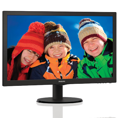 LED 21.5 223V5LHSB 00 FULLHD WLED 1920X1080 16:9 10M:1 (TYP 1000:1) 250CD 5MS VGA, HDMI TCO, EPEAT SILVER, C:BLACK2