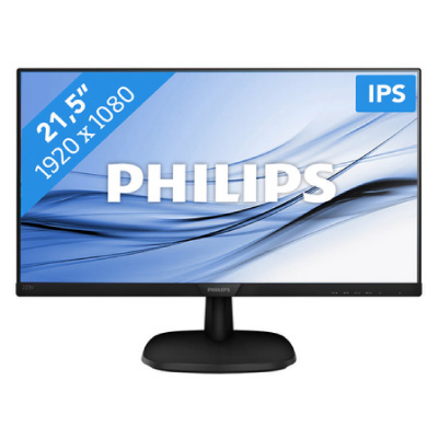 LED IPS 21.5 223V7QDSB 00 FHD 1920x1080p 16:9 20M:1 (typ 1000:1) 250cd 5ms 178 178 VGA DVI-D HDMI, c:Black2