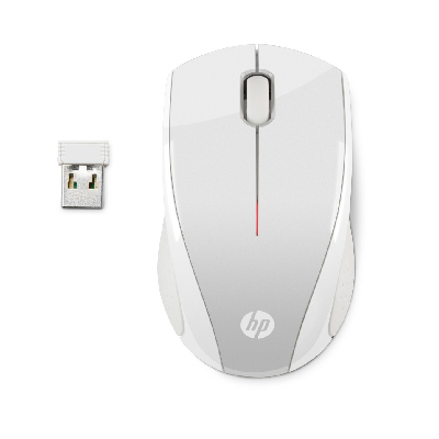 HP X3000 PSilver Wireless Mouse2