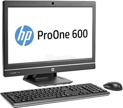 HP ProOne 600 G3 AiO NT i5-7500 8GB 256GB PCIe NVMe TLC DVD-WR HAS Stand Intel 7265 AC 2x2 BT W10p64 3yw2