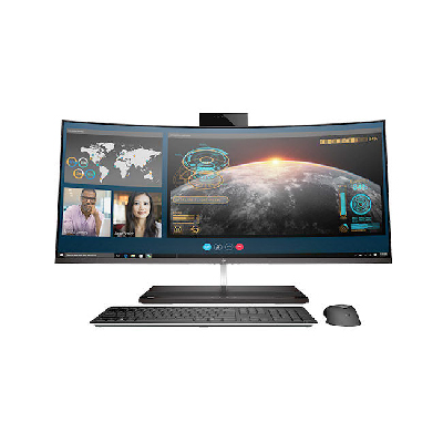 HP EliteOne 1000 G1 AiO NT 27  i5-7500 8GB 256GB SSD No mouse Speakers WLAN BT vPro IR + 2MP Dual Webcam FP W10p64 3yw2