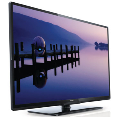Philips LED TV 32 32PFL3118T HDR 1366x768p 300cd 100.000:1 100Hz 2xHDMI USB(AVI MKV) DVB-T T2 C (MPEG-4) Sound 8W2