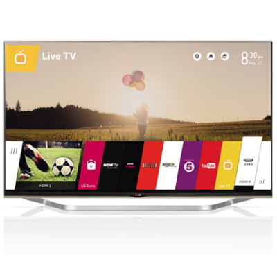 42 3D SMART LED TV 42LB731V FHD 1920X1080P 800HZ MCI 3XHDMI 3XUSB LAN WIFI WEBOS DVB-T2 C S2 (MPEG-4), SOUND 2.1 12W+12W2