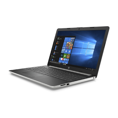 HP Laptop 15-da0041na i5-8250U quad  15.6 FHD AG SVA  8GB  128GB SATA  No ODD  Natural silver  W10H62