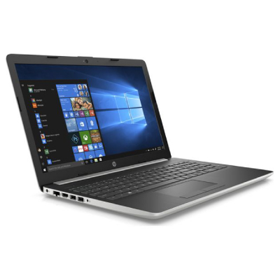 HP Laptop 15-da0047na i3-8130U  15.6 FHD AG SVA  8GB  128GB SATA  No ODD  Natural silver  W10H62