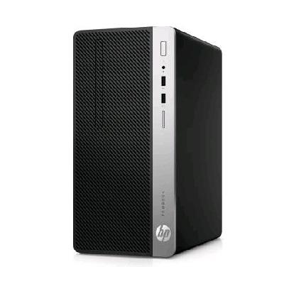 HP ProDesk 400 G5 MT i3-8100 8GB 256GB M.2 PCIe NVMe DVD-WR USBmouse HDMI Port W10p64 1yw2