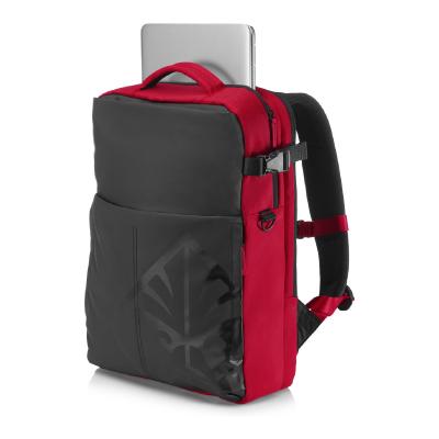 HP 17.3 OMEN Red BackPack