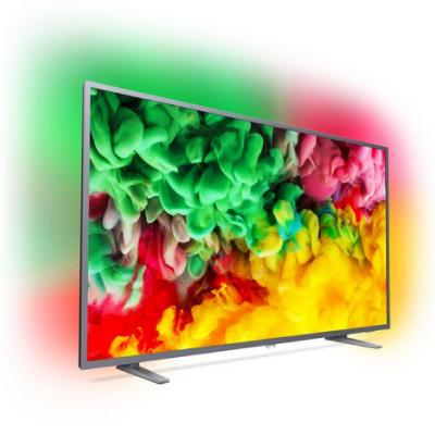 Philips SAPHI smartTV Ambilight LED 50 TV 50PUS6703 12 UHD 3840x2160p PPI-1100Hz HDR+ 3xHDMI 2xUSB LAN WiFi DVB-T T2 T2-HD C S S2, 20W2