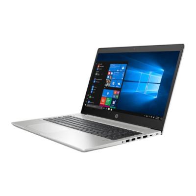 HP ProBook 450 G6 MX130 2GB i7-8565U 15.6 FHD AG UWVA 220 HD 8GB 256GB Clickpad Backlit NumPad Intel 9560+BT5 Pike Silver W10P 3yw2