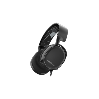 Gaming Headset SteelSeries Arctis 3 Black2