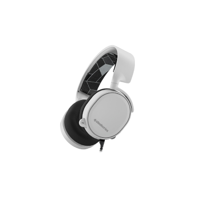 Gaming Headset SteelSeries Arctis 3 White2