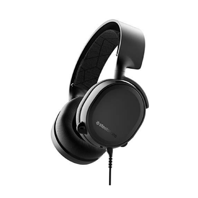 ARCTIS 3 2019 EDITION BLACK, 7.1, 40mm, 3.5mm2