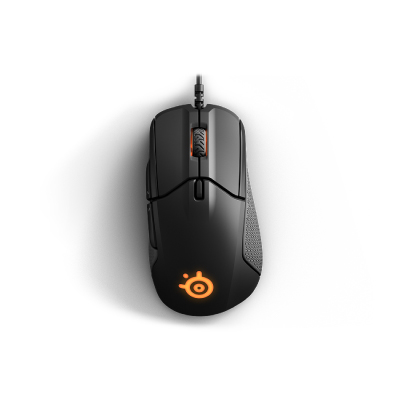 Gaming Mouse SteelSeries Rival 310, Black2
