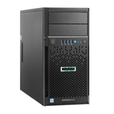 ProLiant ML30 Gen9 E3-1220v5, 4LFF,  8GB, : 2x HP 1TB 6G SATA, : HP B140i SATA controller2