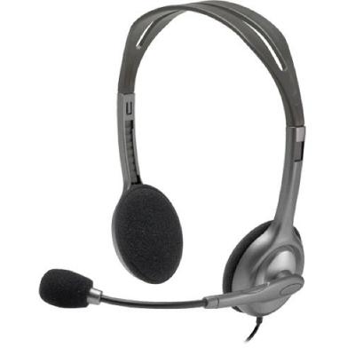 LOGITECH H111 Stereo Headset - Analog2