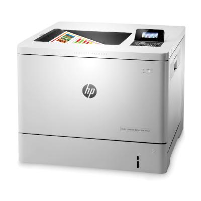 HP Color LaserJet Enterprise M553n Printer A4 38 ppm, first page