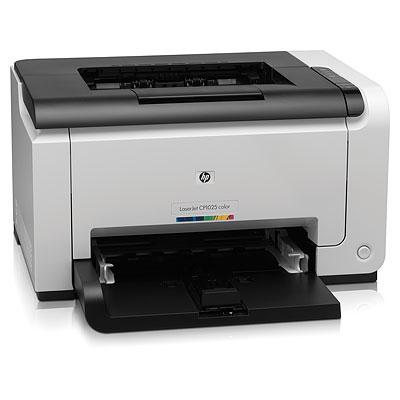 HP Color LaserJet Pro CP1025 printer 16ppm A42