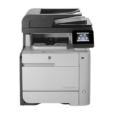 HP Color LaserJet Pro MFP M476nw  A4 21 ppm +LAN +FAX +Scan to email2