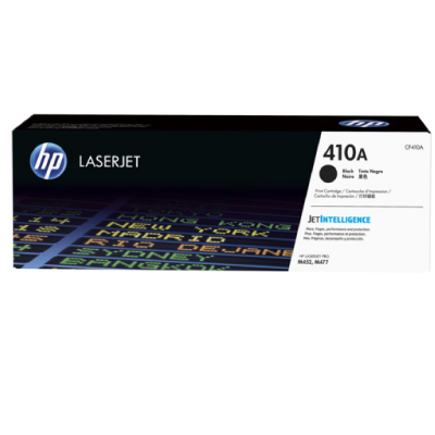 HP 410A Black Original LaserJet Toner Cartridge (2.300 pages)2