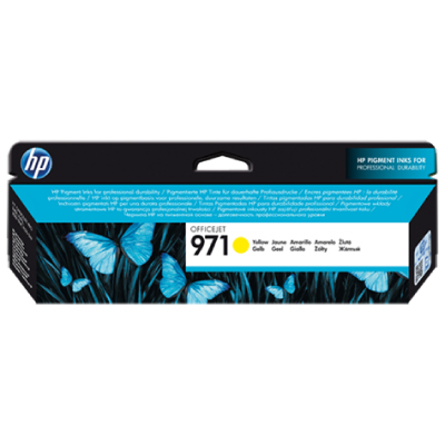 HP no.970 Yellow Ink Cart. for Officejet Pro X series (2.500page