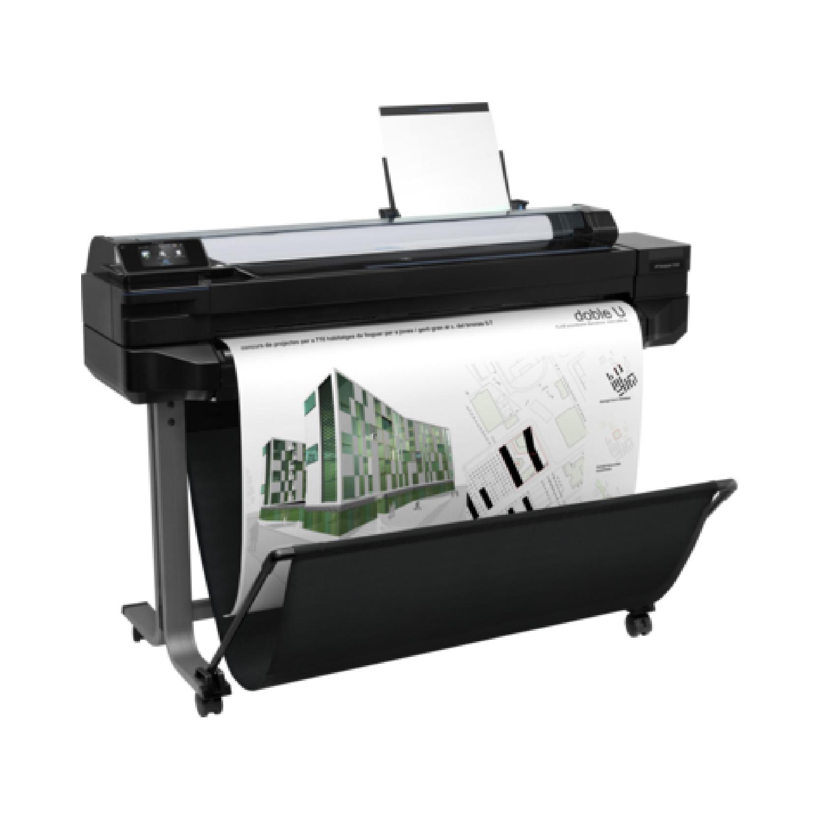 HP DesignJet T520 36-in 2018 ed. Printer2