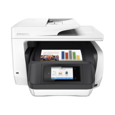 HP OfficeJet Pro 8720  All-in-One Printer ADF LAN WIFI