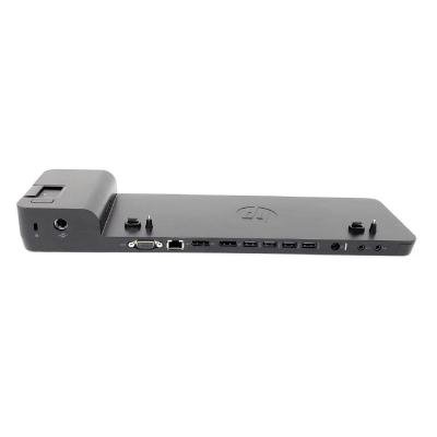 HP UltraSlim Docking Station 65W - 4x USB 3.0, 2x DisplayPort 1.