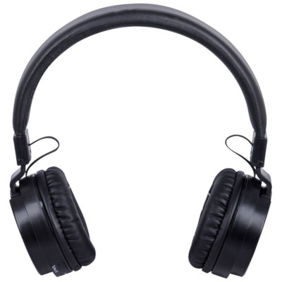 TREVI DJ1230BT BLUETOOTH WIRELESS HEADSET, BLACK, Compatible with smartphones, Bluetooth V2.1 + EDR2
