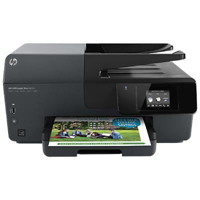 HP Officejet Pro 6830 e-All-in-One Color Multifunctional Prntr A4 18 10 ppm Duplex Lan Fax Wireless ePrint2