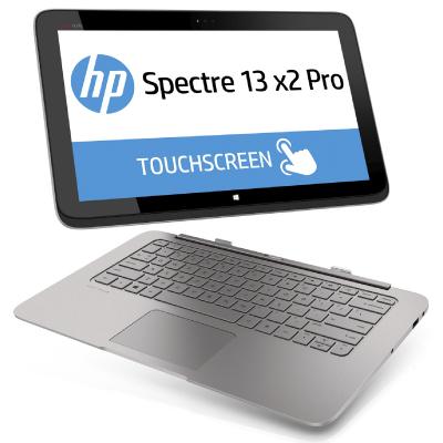 HP Spectre XT Pro X2 i5-4202Y 13,3 FHD AG Touch 4GB 256GB SSD BT Black metal Ukkey WIN8.1PRO2