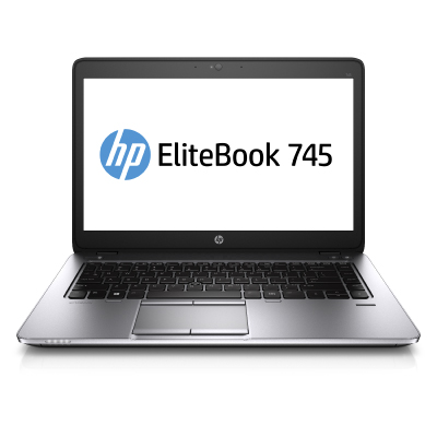 HP EliteBook 745 G2 A8 Pro-7150B 14 HD AG HD4400 4GB 500GB 7200 BT FP Black Uskey WIN7PROdgWIN8PRO 3YW2