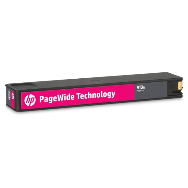 HP 913A Magenta Original PageWide Cartridge (3.000 pages)