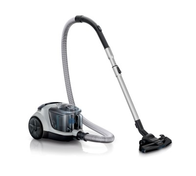 Philips Bagless vacuum cleaner FC8476 92 1500 W Silent Grey, TriActive2
