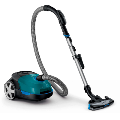 Philips Performer Active Vacuum cleaner with bag FC8579 09 AirflowMax technology TriActive+ nozzle Hard floors nozzle Remote control2