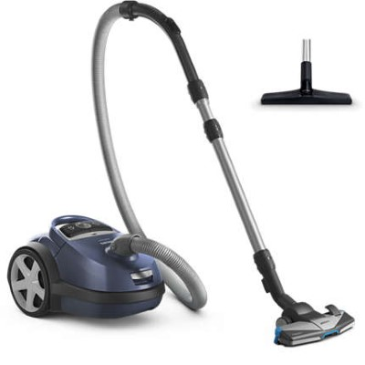 Philips Performer Vacuum cleaner with bag FC8680 09 A+AA Energy Label Allergy filter 4L2