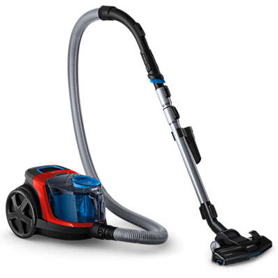 Philips PowerPro Compact Bagless vacuum cleaner FC9330 09 Energy efficiency class A TriActive nozzle Allergy filter with PowerCyclone 5 Technology2