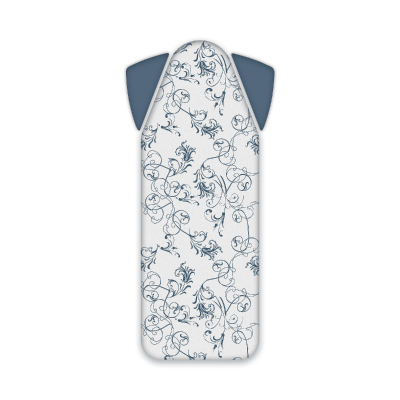 Philips Easy8 Ironing board cover GC020 00 100% cotton 3 mm foam With ShoulderWings2