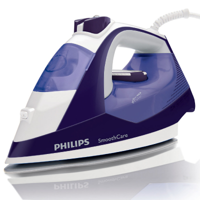 Philips Steam iron GC3570 32 Steam 40g min;160g steam boost Ceramic soleplate Safety Auto Off 2400 Watts with Safety auto off2