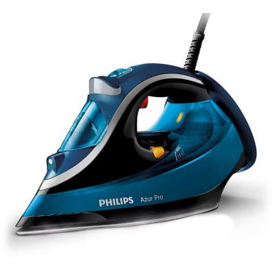 Philips Azur Pro Steam iron GC4881 20 2800W 50 g min; 210 g steam boost T-ionicGlide Soleplate Safety auto off + anti-calc2